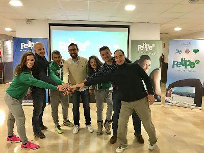 El Complejo Deportivo Felipe VI estrena nueva imagen e inicia una campaña para promocionar hábitos saludables y de actividad física en la población lorquina