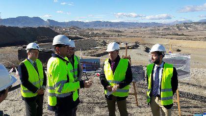 Una nueva inversión de casi 6 millones de euros del Gobierno Regional sitúa al CGR de Barranco Hondo a la vanguardia en materia de tratamiento y recuperación de residuos urbanos
