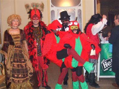 El Concurso de Carnaval entrego sus premios en medio de una gran expectación