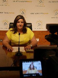 El Ayuntamiento destinará 140.000 euros al arreglo de los daños causados por los seísmos en el Centro Cultural y en el Museo Arqueológico Municipal