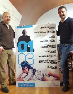 El debut como director de cortos de Daniel Guzmán y el documental biográfico sobre Amy Winehouse, en la apuesta del Cineclub Paradiso para el primer trimestre de 2016