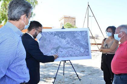 El Ayuntamiento de Lorca impulsa el proyecto de construcción del Vial de los Barrios Altos