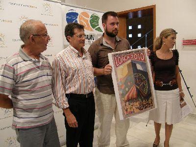 60 actividades conforman el programa de la Feria y Fiestas de Lorca 2010, cuyo cartel es obra del artista lorquino Jaime Visedo
