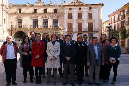 El Ayuntamiento de Lorca y colectivos convocan a la concentración de esta tarde contra la violencia de género