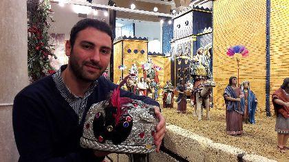 Los Reyes Magos llegarán a Lorca en helicóptero y ofrecerán un espectáculo de luz, sonido y fuegos artificiales en Plaza de España tras su desfile por las calles de la ciudad