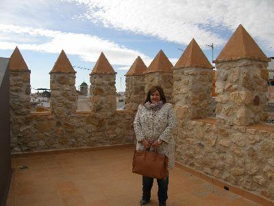 El Ayuntamiento de Lorca concluye la rehabilitación del Porche de San Antonio, dañado por los seísmos