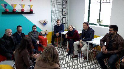 Inaugurado el nuevo Espacio Joven M13 de Lorca que incluye un albergue juvenil con 34 plazas