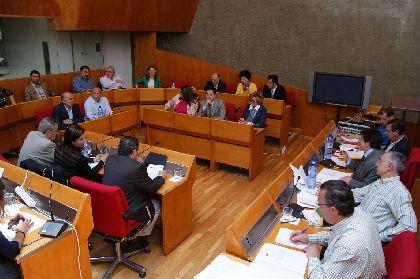 El Pleno Municipal aprueba el Presupuesto para el año 2012