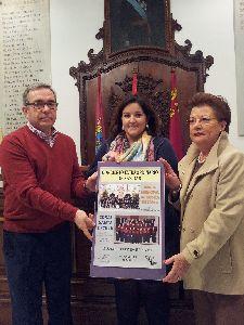 El Teatro Guerra acoge este sábado el ''I Gran Concierto de Navidad'' de la Coral Santa Cecilia y la Banda Municipal de Música