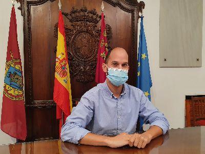 El Ayuntamiento solicita al Servicio Murciano de Salud que destine a Lorca más dosis de la vacuna de la gripe que en 2019