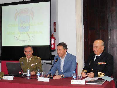 El Huerto Ruano acoge hasta el 15 de diciembre la exposición itinerante ''Cría Caballar de las Fuerzas Armadas. 150 años de servicio'' organizada por el Ministerio de Defensa
