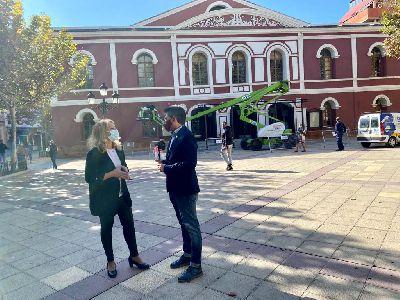 El Ayuntamiento de Lorca presenta junto a la Federación San Clemente los actos conmemorativos por el día del Patrón