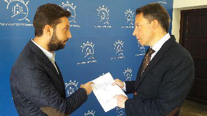 El Alcalde solicita a la Dirección General del Catastro una bajada de los valores del IBI que conllevaría un ahorro de 621.000 euros y beneficiaría a todos los lorquinos