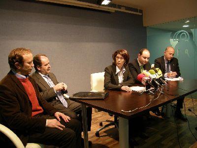 Presentadas las mejoras en infraestructura de gestión informática para los ciudadanos de Lorca