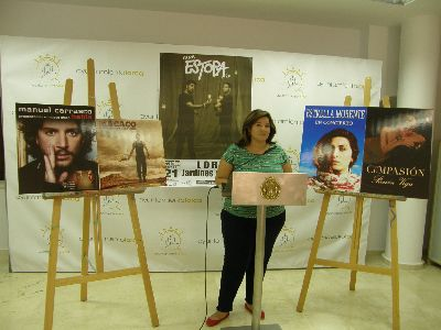 Estopa, Estrella Morente, Manuel Carrasco, Pasión Vega y Macaco actuarán en la Feria de Lorca