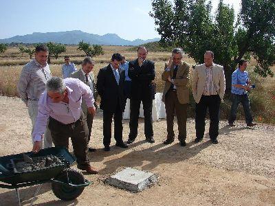 Comienzan las obras de mejora y acondicionamiento de la carretera de Zarzadilla de Totana que cuentan con una inversión de 600.000 euros