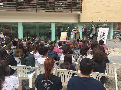 Las Bibliotecas Municipales de Lorca conmemoran el Día del Libro con la lectura pública de Matilda en el centenario del nacimiento de Roald Dahl