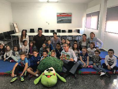 La Concejalía de Sanidad pone en marcha en los colegios del municipio el ''Proyecto Brocolín'', un taller para que los más pequeños aprendan hábitos de vida saludables