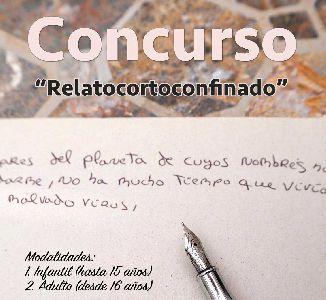 Cultura pone en marcha el concurso ''RelatoCortoConfinado'' en el que plasmar cómo está siendo el confinamiento