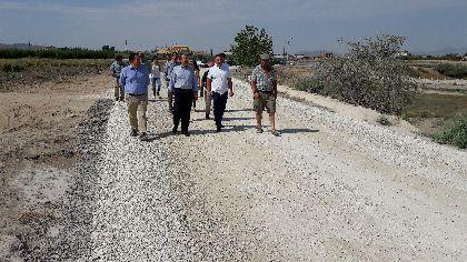 El Camino Real estrenará pavimento, eliminará curvas y se dotará de medidas para evitar encharcamientos en caso de fuertes lluvias gracias a una inversión de 318.244,33 euros