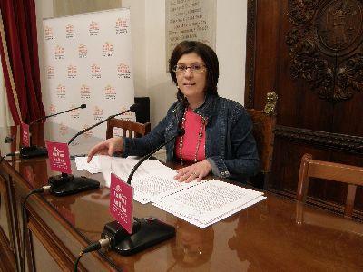El Ayuntamiento de Lorca crea un registro de artistas y grupos lorquinos para promocionar que actúen en barrios y pedanías
