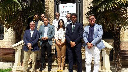 Una App para teléfonos móviles permitirá promocionar el producto turístico de Lorca aprovechando los recursos y herramientas de las nuevas tecnologías de la información