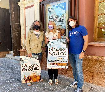 La compañía lorquina La Caja de Expresiones estrenará ''La Casita de Chocolate'' el 14 de octubre en el Teatro Guerra