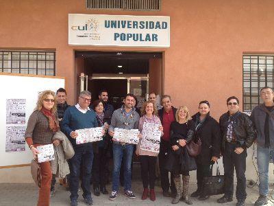 La Concejalía de Cultura del Ayuntamiento de Lorca abre el plazo de 98 cursos de la Universidad Popular para 1.435 personas