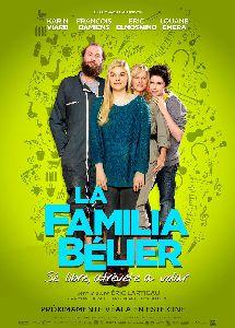 La familia Bélier, perteneciente al ciclo Verano de Cine 2016, se proyectará el próximo martes en la Plaza Calderón de la Barca