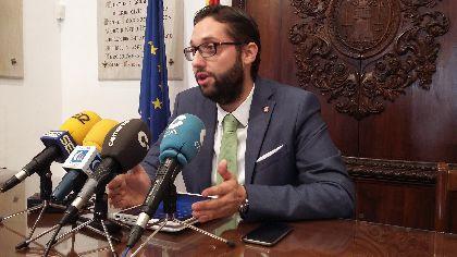 La Concejalía de Sociedad de la Información anima a los emprendedores lorquinos a beneficiarse de la iniciativa de la II convocatoria del proyecto europeo ''Startup Scaleup''