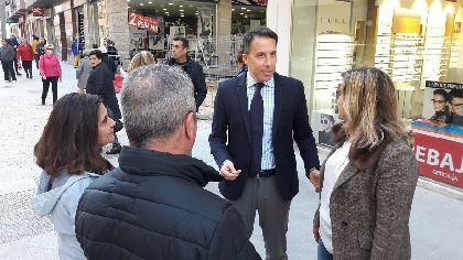 El Alcalde anticipa que el Ayuntamiento girará los recibos del IBI a los damnificados por los terremotos manteniendo la bonificación del 50% ''por pura justicia social''