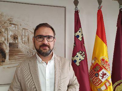 El alcalde de Lorca firma el convenio para financiar las obras del Plan de Pedanías y Barrios con la CARM