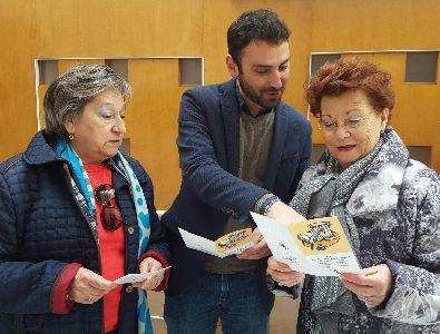 La Asociación de Amas de Casa Consumidores y Usuarios de Lorca amplía su certamen literario al ámbito nacional con la colaboración de la Concejalía de Cultura del Ayuntamiento