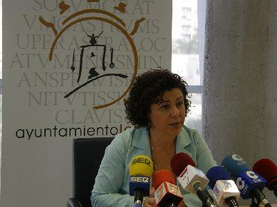 Medio centenar de mujeres de barrios y pedanías de Lorca se formarán con la Concejalía de la Mujer en las nuevas tecnologías gracias a un aula móvil regional