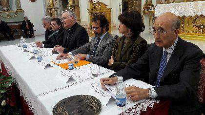 Francisco Jódar: ''los lorquinos estamos orgullosos de que Europa aplauda el esfuerzo y el coraje que hemos empleado para recuperar nuestro patrimonio histórico''