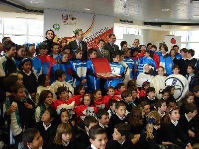La ?Semana de la seguridad vial 2010? reunirá en Lorca durante el mes de abril a más de 15.000 escolares de toda la Región