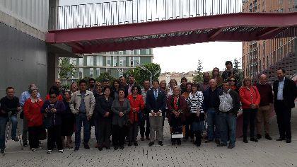 Cruz Roja, Universidad de Murcia, Cepaim y Cazalla Intercultural se suman como socios a un proyecto del Ayuntamiento de Lorca para lograr 5 millones de euros en fondos europeos