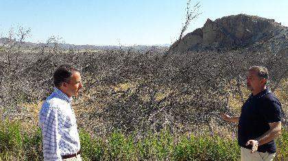 Fulgencio Gil: ''invito a la ministra a que venga y conozca el daño que provoca quitándonos el agua, una decisión soberbia y un atraco contra la agricultura''