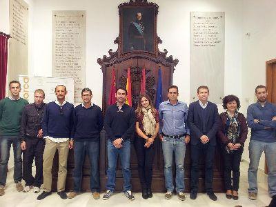 El equipo de lorquinos solidarios #retoyosipuedo destinará sus beneficios de 2015 a la Asociación de Diabéticos de Lorca