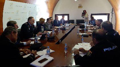 La Policía Local redobla esfuerzos para garantizar la seguridad durante Semana Santa y prestar cobertura en todos los actos de las diferentes cofradías