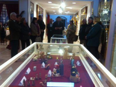 El Museo del Paso Morado muestra hasta el 5 de enero 67 nacimientos de todo el mundo