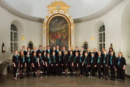 El Palacio de Guevara acoge el próximo martes la actuación de la prestigiosa coral sueca ''Uddevalla Kammarkör''