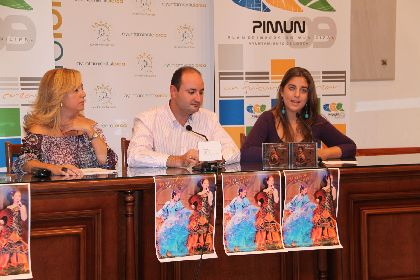 La lorquina Marisol Segura presenta su primer disco ?La vida mía? en Jerez de la Frontera el próximo miércoles 16 de septiembre