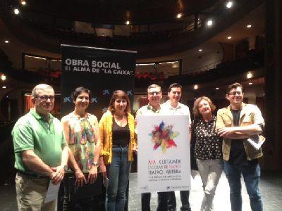 Más de 400 alumnos de 8 centros educativos del municipio participan en el XIX Certamen Escolar de Teatro ''Teatro Guerra''