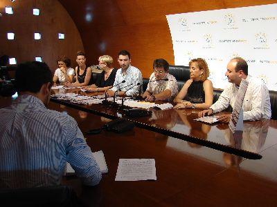 Ayuntamiento y Consejo de la Juventud apuestan por la dinamización de los barrios altos durante el verano a través del nuevo programa ?De barrio en barrio?