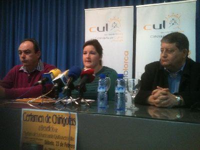 El Recinto Ferial de Santa Quiteria de Lorca acoge el sábado una gala de chirigotas a beneficio de una niña de cuatro años con una lesión cerebral