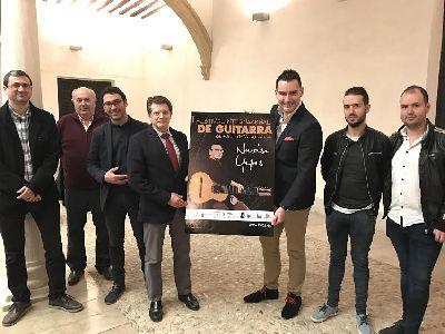 Lorca acogerá del 4 al 11 de marzo el I Festival Internacional de Guitarra Narciso Yepes creado como homenaje al genial músico lorquino