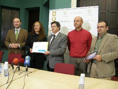 La web municipal, www.lorca.es, recibe el premio ''SIDAR. Diseñado para todos'' por su accesibilidad
