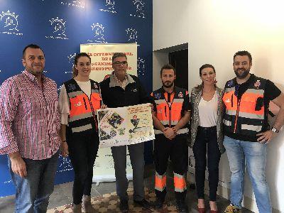 El Ayuntamiento conmemora el Día Europeo por la Concienciación del Paro Cardiaco con una actividad en Plaza de Calderón para explicar a los lorquinos qué hacer en caso de PRC