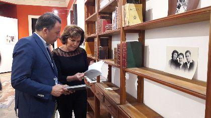 El Huerto Ruano acogerá una exposición homenaje al lorquino Antonio Pinilla Rambaud, cónsul de España en Perú entre 1919 y 1939